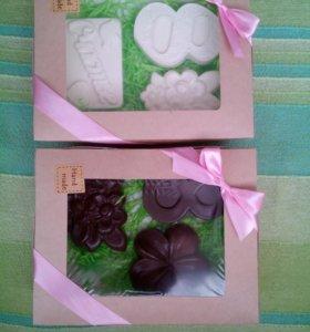 Шоколадные цветы в подарок