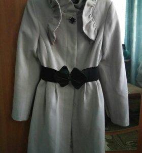 Весеннее новое пальто