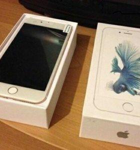 Iphone 6s 4 ядра, с отпечатком