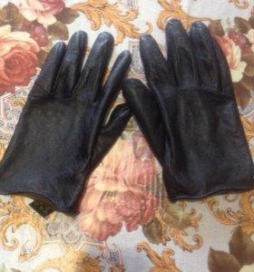 Очень стильные мужские перчатки