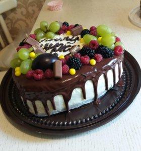 Тортик для любимых.