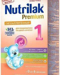 Смесь Нутрилак Премиум Гипоаллергенный 1 Nutrilak