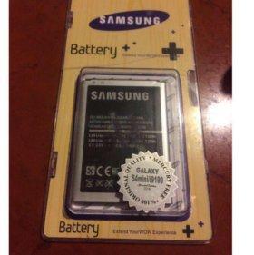 Аккумулятор Samsung s4 mini