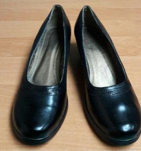 Туфли кожа размер 41
