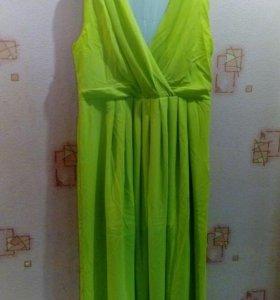 Счастливое платье 52-54размер