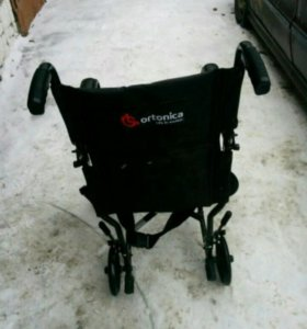 Инвалидное кресло каталка Ortonica base 105