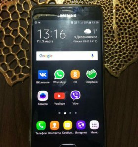 Samsung galaxyA 5 2016
