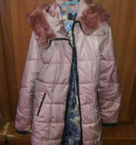 Куртка теплая 46-48 размер