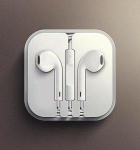 Наушники гарнитура для iPhone