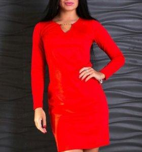 Продам новое платье,размер 42