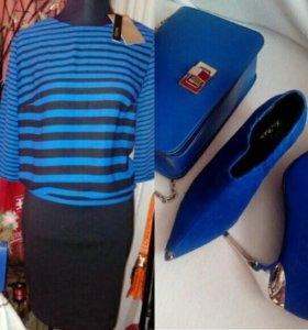Платье комплектом