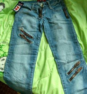 НОВЫЕ женские джинсы 27 р-р