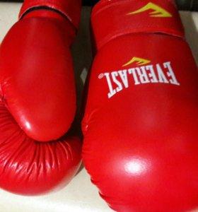 Перчатки бокс НОВЫЕ!