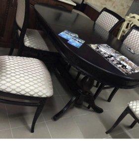 Столы и стулья от 2700₽