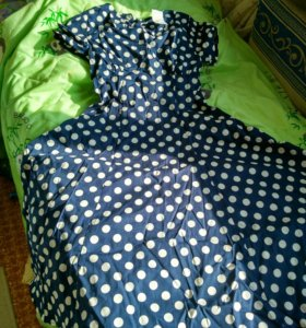 НОВОЕ ретро платье