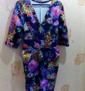 Платье 52размер