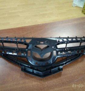 Решетка радиатора мазда 3