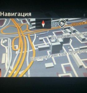 Навигация Mazda