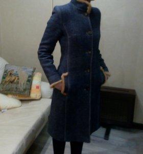 Пальто демисезонное,утепленное (до -5)