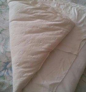 Одеяло и комплект для новорожденного