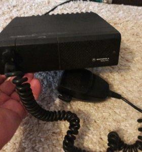 Рация Motorola m10 с Антенной