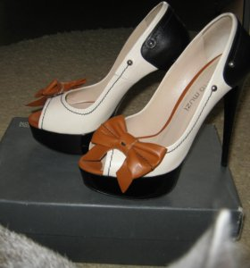 Кожаные туфли Mario Muzi