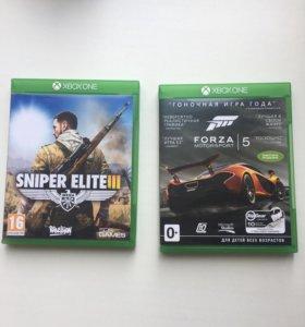 Диски игры для Xbox one