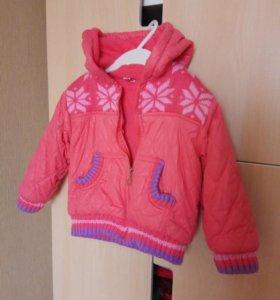 Куртка для девочки, р. 26 (92)