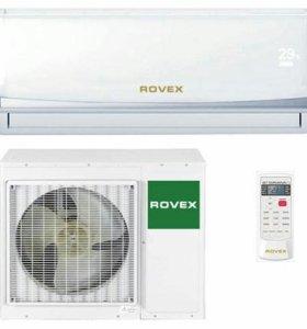 Сплит системы Rovex.