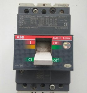 ABB Sace Tmax XT1B 160A Выключатель автоматический