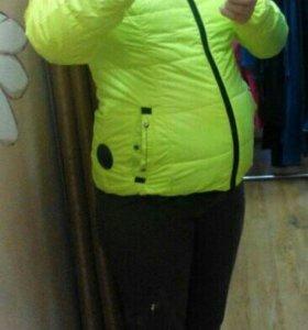Куртка д/беременных