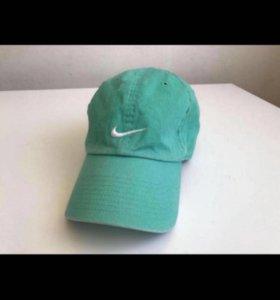 Nike новая кепка