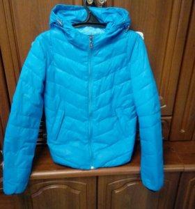 Куртка демисезон 48-50