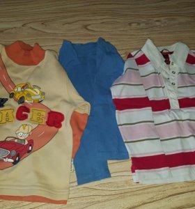 Пакет вещей для мальчика 3-4 года