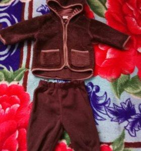 Детский костюм р. 68