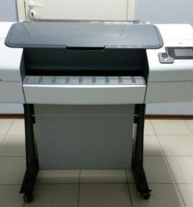 Плоттер НР Designjet T790 с подставкой