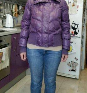 Куртка зимняя р44-46
