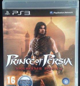 Игра Prince of Persia на PS 3