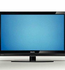 Продаю б/у телевизор Philips 42pfl7762d/12
