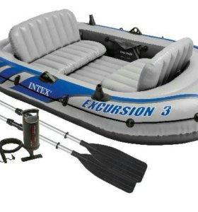 Надувная лодка Excursion