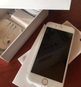 iPhone 6 Silver 16Gb, без Touch ID