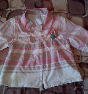 Плащ-Пальто Baby Rose