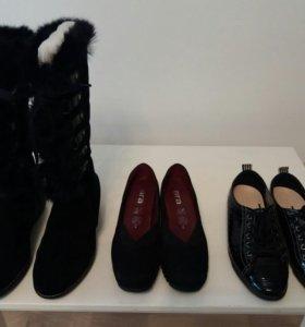 Женская обувь, 39 р-р