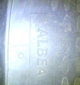 Fiat albea родные коврики в салон.