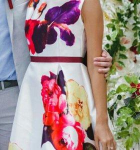 Платье 40-42 новое