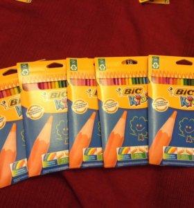Цветные карандаши для вашего малыша