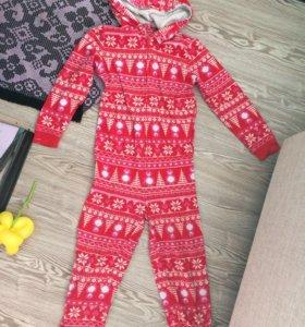 Комбез-пижама