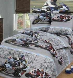 Новый комплект постельного белья!