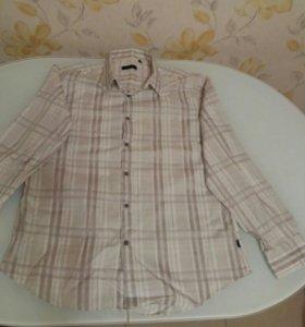 Мужские рубашки 52 р-р
