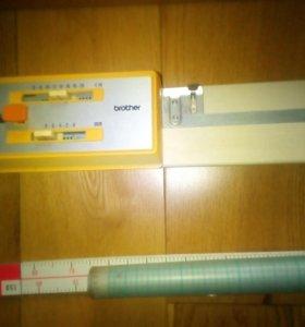 Лекальное устройствоBROTHER KL-116